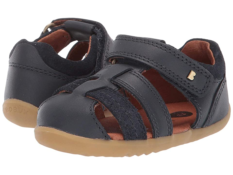 Bobux Kids Step Up Roam (Infant/Toddler) (Navy) Boys Shoes
