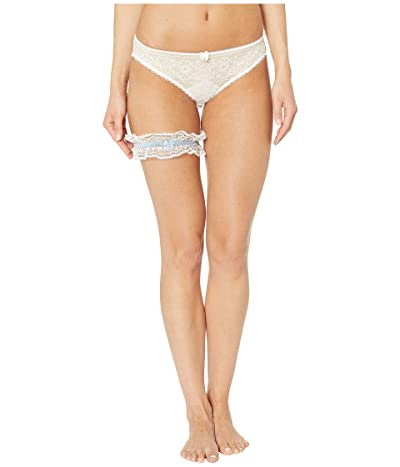 Stella McCartney Ophelia Whistling Garter Belt (Off-White) Women