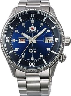 [オリエント時計] 腕時計 スポーティー キングマスター ブルー WV0031AA シルバー