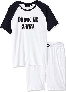 Brave Soul Men's MLWS-149FLUORITE T-Shirt