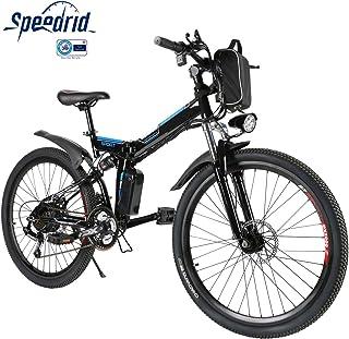 Speedrid Bicicleta eléctrica ebike electrica 26/20 Ebike