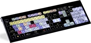 Logickeyboard Compatible with Astra Backlit PC -Windows 7-10