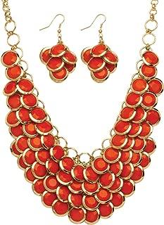 Best orange fashion jewelry Reviews