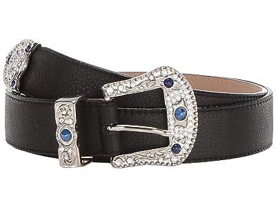 Leatherock Bambi Belt (Black) Women