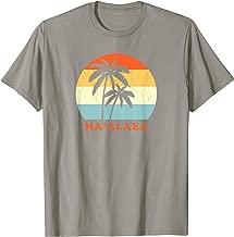 Maalaea Maui Vintage Sun & Surf Throwback Gift T-Shirt