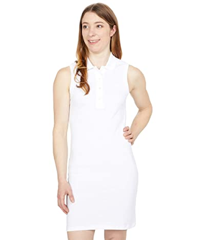 Lacoste Short Sleeve Classic Polo Dress