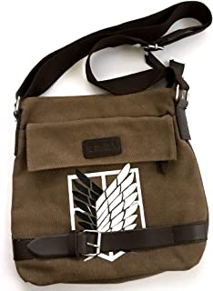 Best attack on titan survey corps messenger bag Reviews