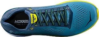 HOKA ONE ONE Men's Cavu Running Shoe (12.5 M US, Niagara Blue/Vintage Indigo)