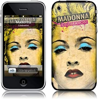 Zing Revolution MS-MD40001 Madonna - Celebration Cell Phone Cover Skin for iPhone 2G/3G/3GS