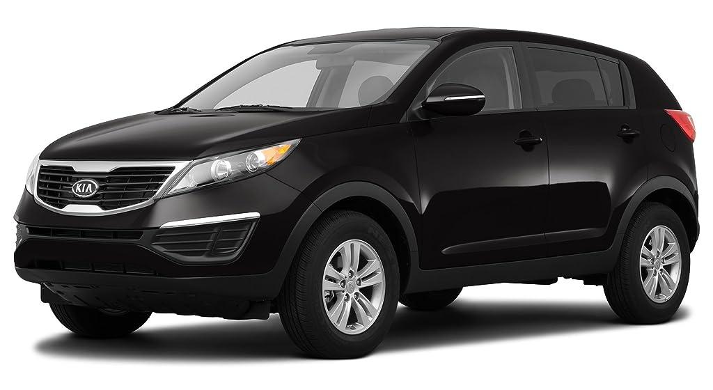Amazon.com: 2011 Kia Sportage Reviews, Images, and Specs