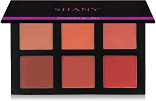 (blush) - SHANY Shimmer & Matte Powder Blush Palette with Mirror - Layer 4 - Refill for the Contour and Highlight 4-Layer ...