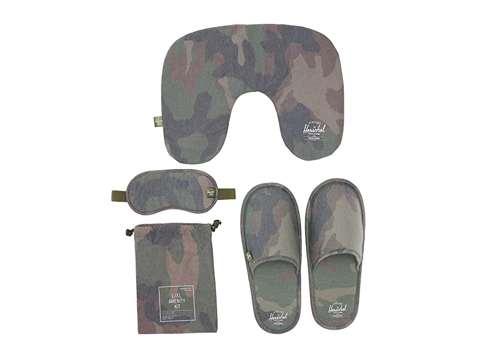 Herschel Supply Co. Amenity Kit L/XL (Woodland Camo) Luggage