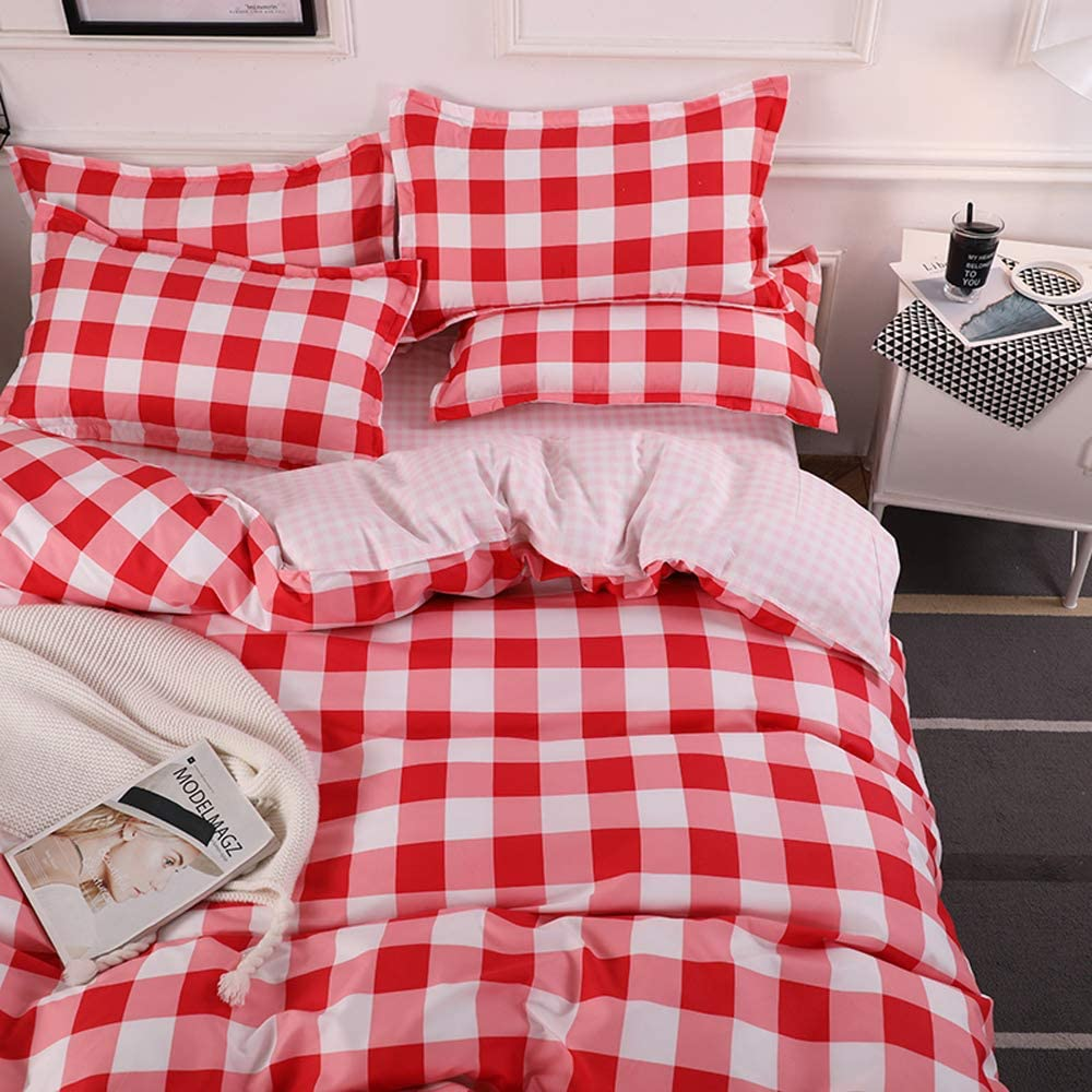 Ranking TOP17 Free Shipping Cheap Bargain Gift TTMALL Bedding Duvet Cover Sets Size 3-Pieces Prints Microfiber