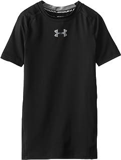Under Armour 1253815 T-Shirt manches courtes Gar/çon Bolt