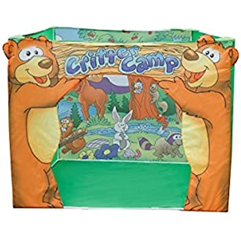 Fun2Give Fairytale Zig Zag Puppet Theatre Multi FLAHC F2ZZ18202