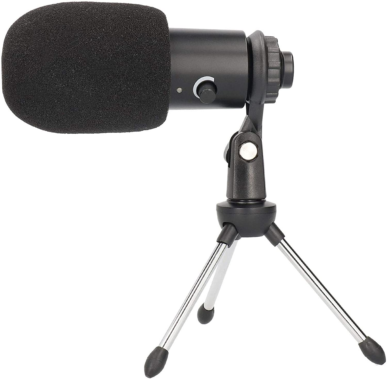SALUTUY Oakland Mall Condenser Microphone Gorgeous Bundle M USB Adjustable