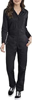 Women's Long Sleeve Cotton Twill Coverall