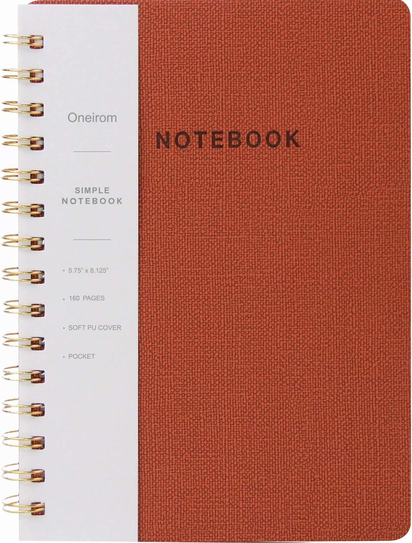 Oneirom Spiral Notebook-6.10