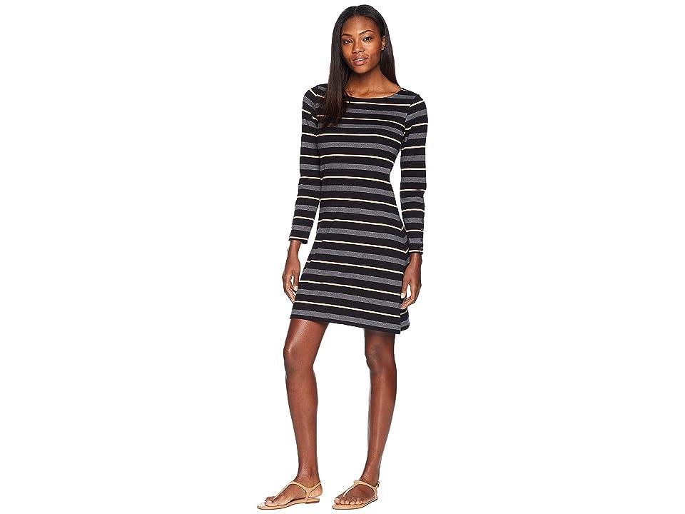 Hatley Zoe Dress (Black) Women