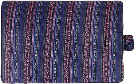 BFQY FH Outdoor-Picknick-Matte, FeuchtigkeitsBeste&au ;ndige Auflage Verdickter Strandpicknick-Wasserdichte Campingzeltmatte, 150 × 200 cm (Farbe   A) B07NN3BXT1   Trendy