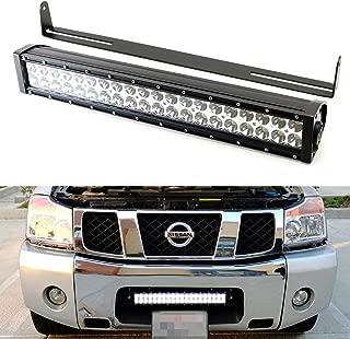 Best nissan titan bumper light bar Reviews