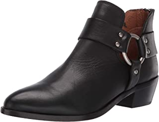 FRYE Women's Ray Harness Back Zip Ankle Boot, AD TEMPLATE SIZE