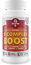 Vitamin B12 Sublingual B Complex Energy Pill B12 Methylcobalamin B6 Biotin & Folic Acid Natural Energy Supports Metabolism...