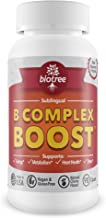 Vitamin B12 Sublingual B Complex Energy Pill B12 Methylcobalamin B6 Biotin & Folic Acid Natural Energy Supports Metabolism Heart Health & Stress Great Tasting Cherry Flavor! 100% Caffeine Free -