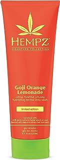 Hempz Goji orange lemonade hydrating herbal body wash, 8.5 Ounce