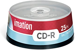 Imation 18646 CD-R 52x 25pack Spindle