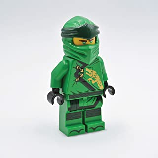 LEGO Ninjago Legacy Lloyd LED Torch Flashlight - 5 inch Tall Figure