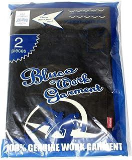 BLUCO(ブルコ) OL-700 ORIGINAL 2PCS TEE'S ブラック&ホワイト