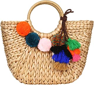 hand woven tote bags