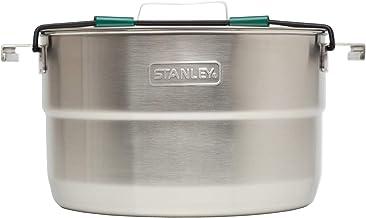 스탠리 베이스캠프 4인용 코펠 세트 Stanley Base Camp Cook Set for 4 , 21 Pcs Nesting Cookware