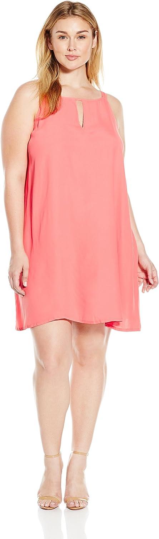 BB Dakota Womens Plus Size Yolanda Aline Dress Dress