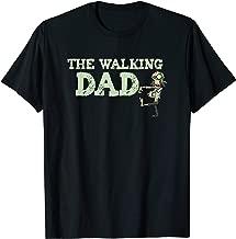 Mens Men's Funny The Walking Dad Zombie Halloween T-Shirt