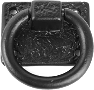 "Iron Valley - 2"" Cabinet Ring Pull - Solid Cast Iron"