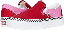 (Two-Tone) Chili Pepper/Fuchsia Pink