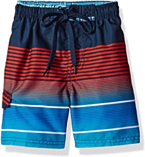 Boys' Avalon Quick Dry UPF 50+ Beach Swim Trunk