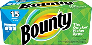 Bounty Select-A-Size Paper Towels 15 Jumbo Rolls