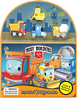 BUSY BUILDERS MINI BUSY BOOK