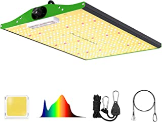 VIPARSPECTRA 2020 New Pro Series P1500 1500W LED Grow Light with Spectrum Full Spectrum and Dimmable for Hydroponic Indoor Plants Veg Flower (450pcs SMD LED)