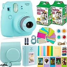 Fujifilm Instax Mini 9 Camera with Fuji Instant Film (40...