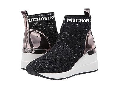 MICHAEL Michael Kors Kids Neo Ora (Little Kid/Big Kid) (Black) Girl