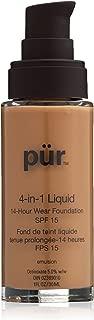 PÜR 4-in-1 Liquid Foundation