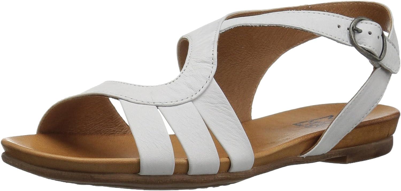 Miz Mooz Womens Ashe Flat Sandal
