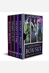 Alice Worth Box Set (Books 1 - 3 & Bonus Novella) Kindle Edition