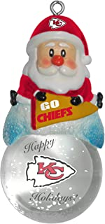 Topperscot by Boelter Brands NFL Snow Globe Ornament