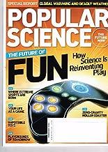 POPULAR SCIENCE Magazine (feb 2012) The Future of Fun