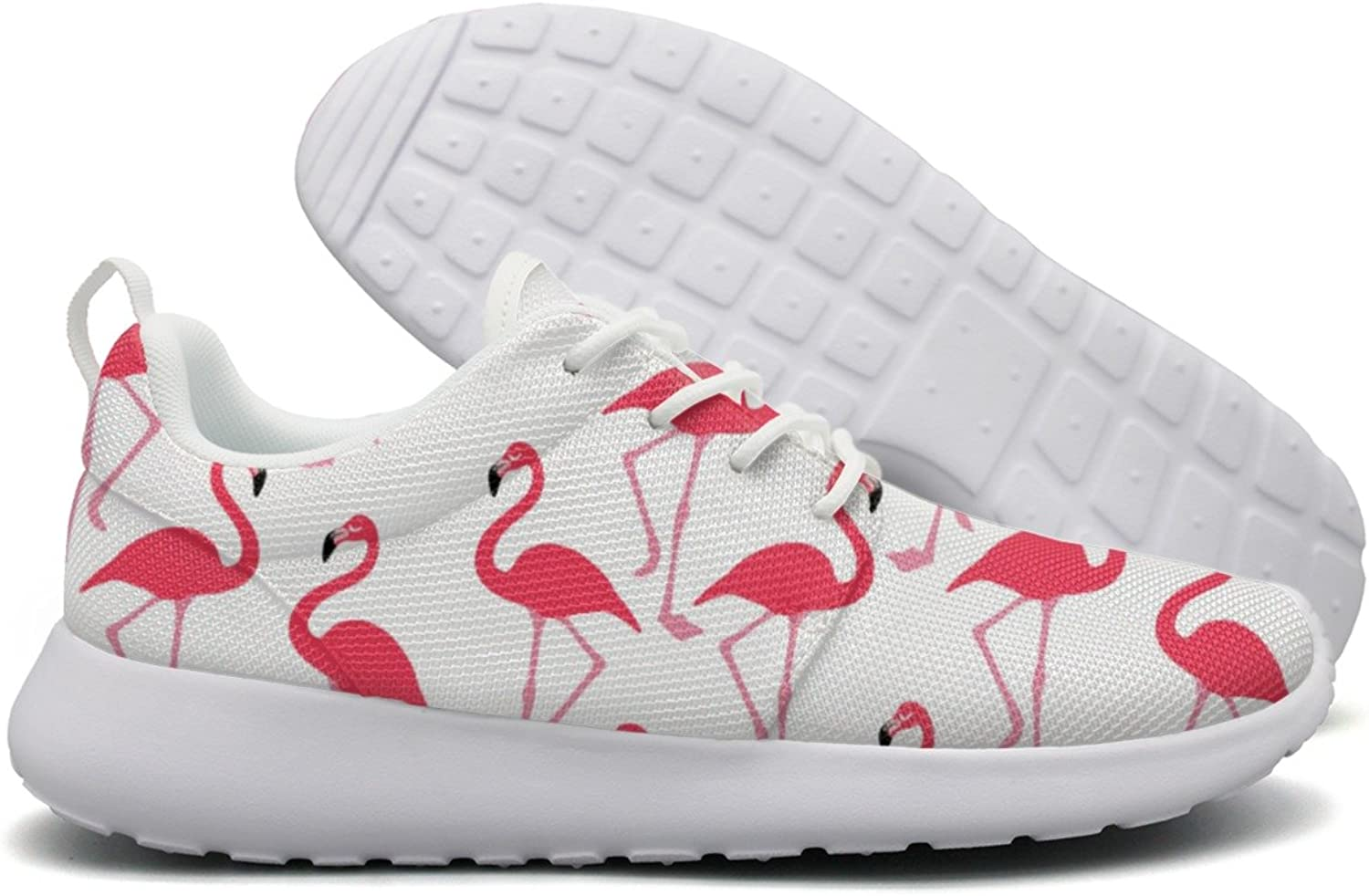 Flamingo Patterns Womens Flex Mesh Women Casual shoes